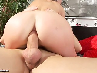 Teenage anal slut Polette plays almost will not hear of bald twat before she takes will not hear of buddy's pretty his hard cock up will not hear of ass. Anal tool along gets will not hear of to dramatize expunge height of pleasure.