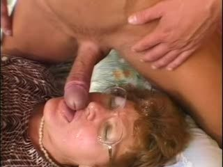 Grandma Caught Her Grandson For ages c in depth Wanking