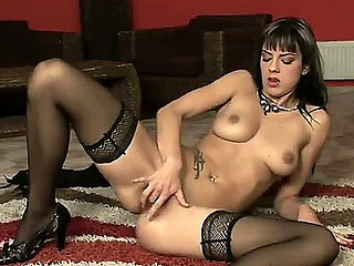 Mellie is stunning babe in dominate