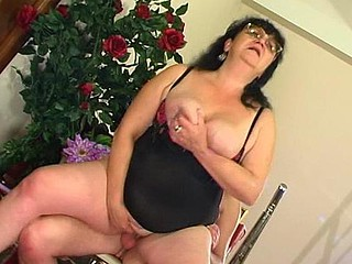 Victoria&Anthony kinky mommy on film over