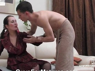 Judith&Lewis awesome older clip