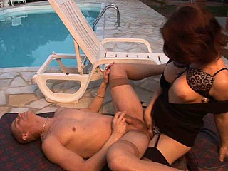 Adriana&Eduardo lady-boy and pussyboy on clip