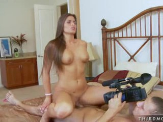 Naughty Madelyn Marie gets drilled burnish apply way she loves it