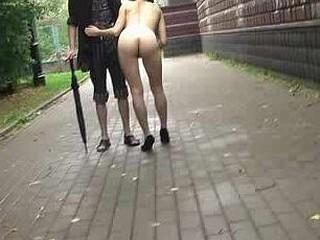Stripped in Lead Stree