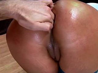 Nikita Denise brings her epic wazoo to Club ZZ and puts on quite a show in advance of getting her taut little booty fucked six ways from Sunday by the always desirous James Deen. Enjoy!