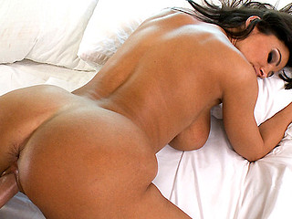 Lisa Ann's Booty Receives Anal Sex