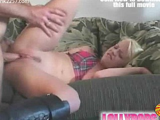 Large titty golden-haired Missy is all about getting booty fucked. The leggy blond bright eyed cum addict not at any time says no to anal! Hooray!