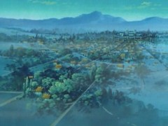 Romantic fantasy anime
